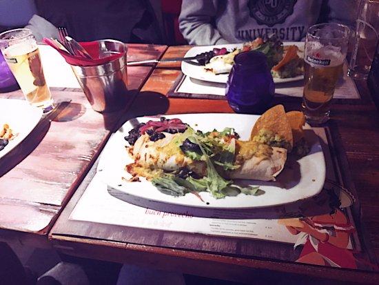 Almere, The Netherlands: Волшебное буррито