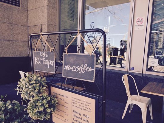 North Sydney, Austrália: Ku Tamper