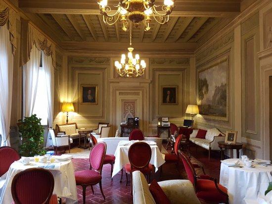 Palazzo Niccolini al Duomo: Breakfast room
