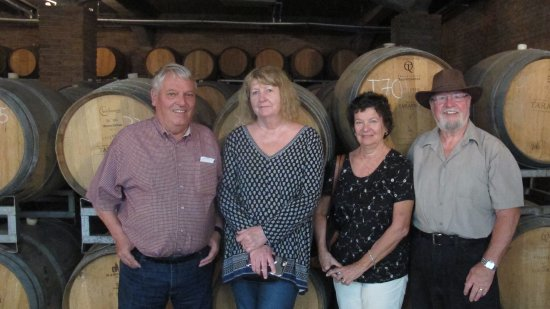 Itours, Santiago Wine Tour, Vina del Mar & Valparaiso: Wine production can be a shared pleasure