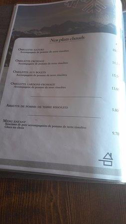 Les Gets, Francja: La carte - 2
