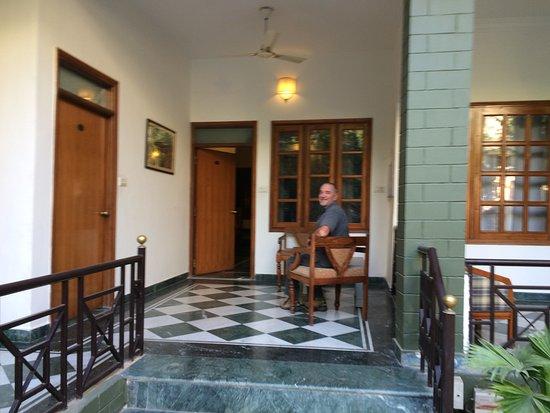 Ranthambhore Regency Hotel: Ranthambhore base for safari