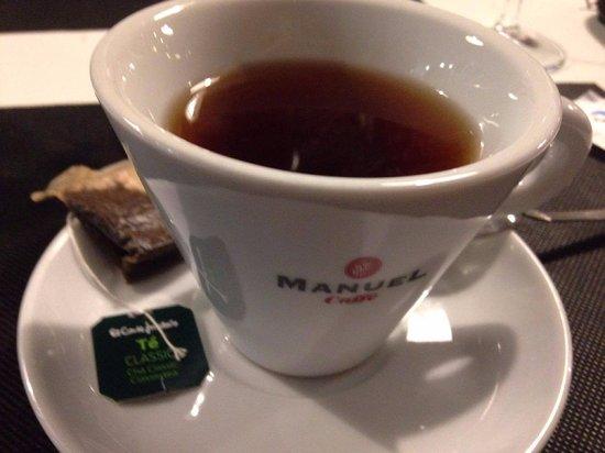 Don Carlos Alicante: My tea to finish