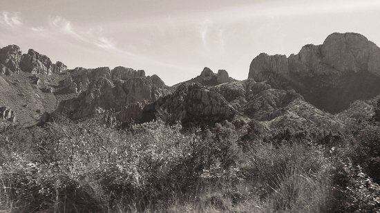 Alpine, TX: Big Bend National Park