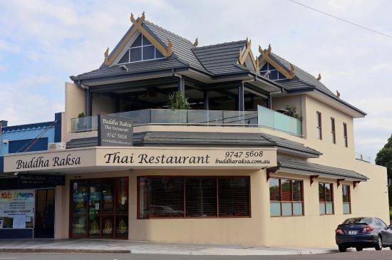 Buddha Raksa Thai at Enfield NSW