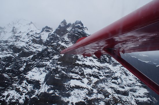 Talkeetna Air Taxi: air taxi