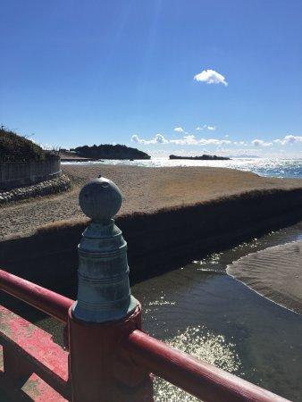Hayama-machi, Giappone: 一色海岸