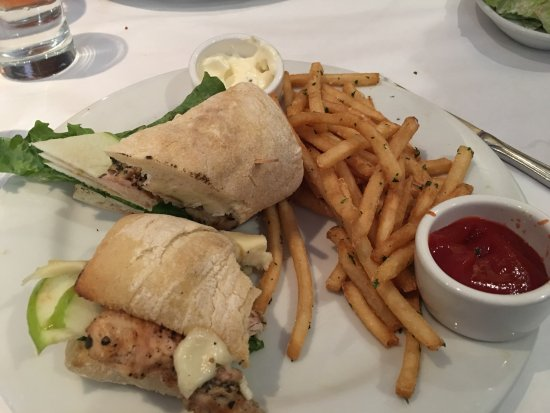 Danville, Kalifornien: Chicken Sandwich