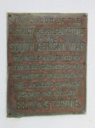 Ararat, Australia: Soldiers Memorial Park