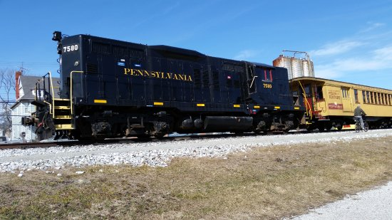 New Freedom, PA: Diesel engine