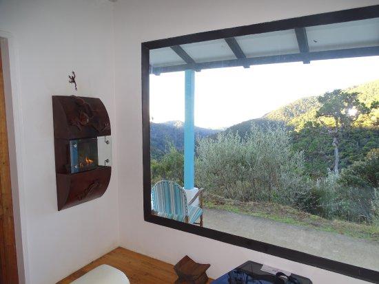 San Gerardo de Dota, كوستاريكا: living room of master suite