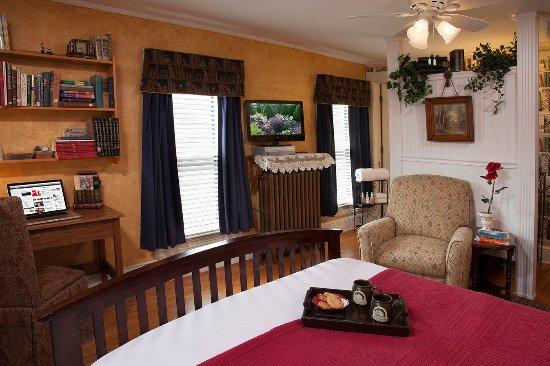 Westby, WI: Library Room