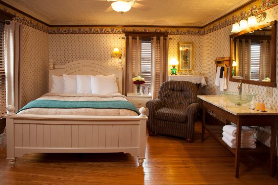 Westby House Inn: Rose Room