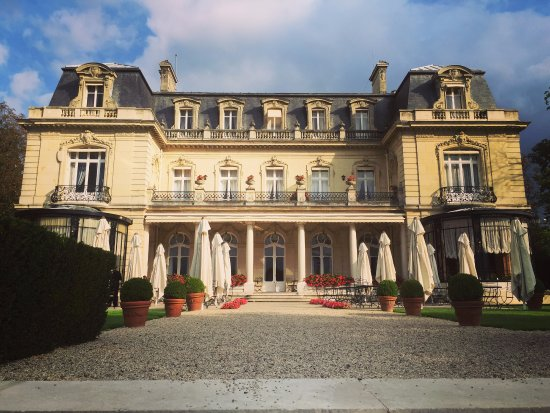 Chateau Les Crayeres Foto