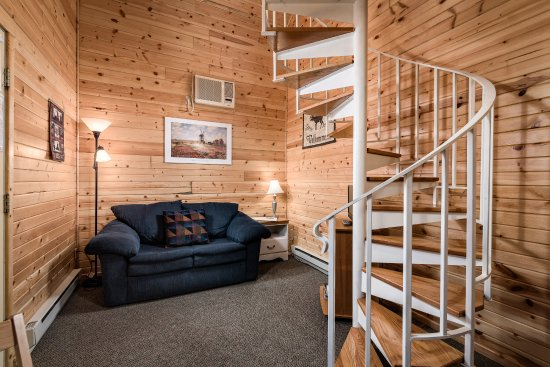 Westby, WI: Scandia Room in Guest Lodge