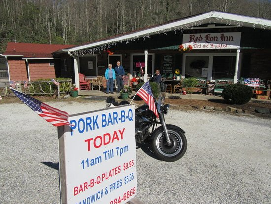 Rosman, Carolina del Nord: street view