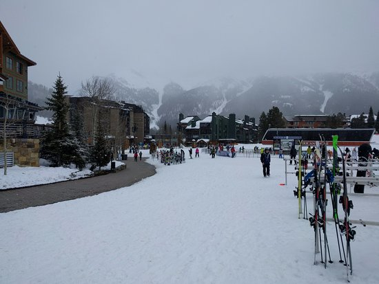 Copper Mountain: Affordable skiing with nice downtown area with shops and restaurants