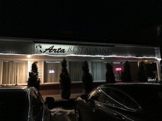 Ringwood, NJ: Outside of Arta