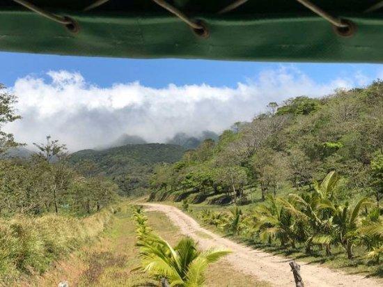 Rincon de La Vieja, Kosta Rika: view