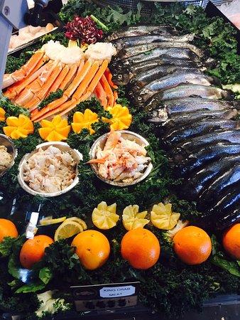 Los Alamitos, CA: The Fish Market