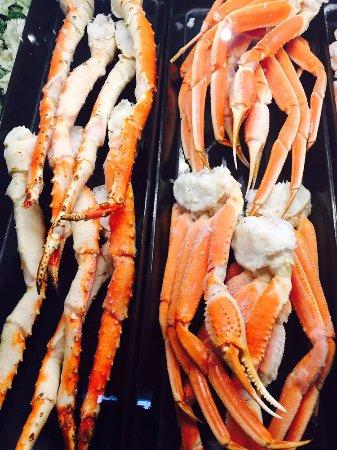 Los Alamitos, Kalifornia: Crab Legs