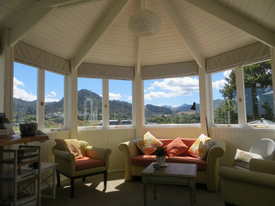 Thames, New Zealand: Guest lounge