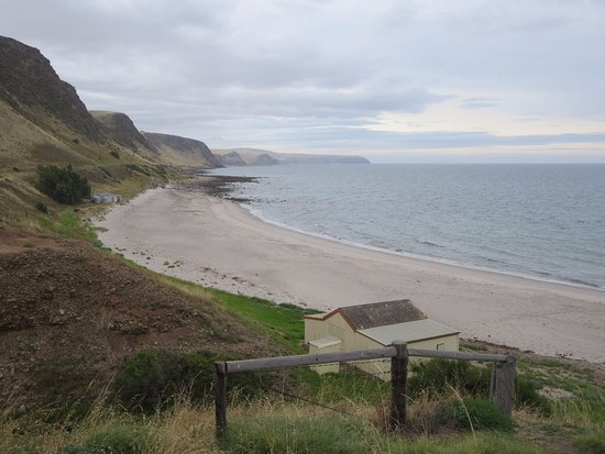 View away from Normanville