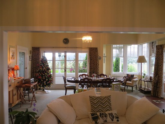 Thames, New Zealand: Christmas at Cotswold