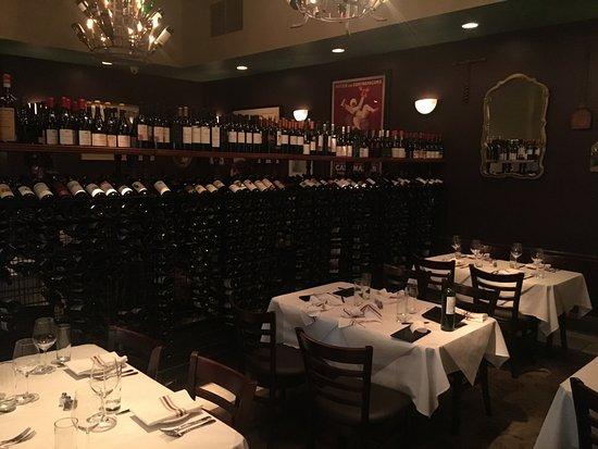 Marcello S Restaurant Wine Bar New Orleans Louisiana