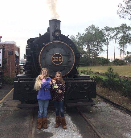 St. Marys, GA: All aboard that's going aboard.