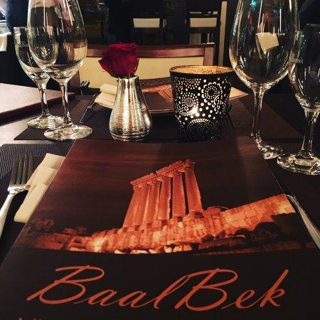 Restaurant Baalbek: Essen:Mega,Service:Super,Hygiene:tip top,lage:sehr gut!  Beste Küche in München!  Bin begeistert