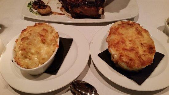 Chesapeake City, MD: Mac & Cheese and Scalloped Potatoes