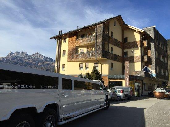 Borca di Cadore, إيطاليا: Limousine con vista 