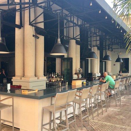 Blue martini palm beach