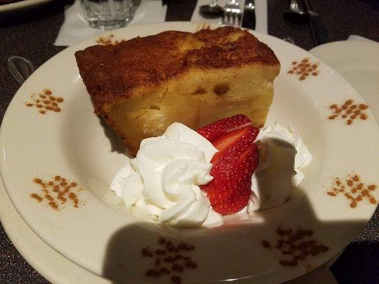 Natick, MA: Bread Pudding