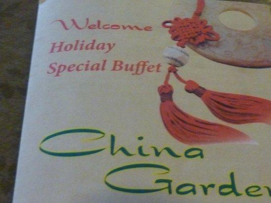 Springboro, OH: China Garden