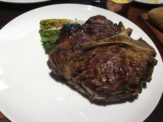 Landscape Restaurant Grill Very Good Steak For Gr Fed