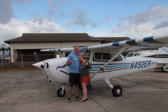Wings Over Kauai Air Tour: Cessna 172