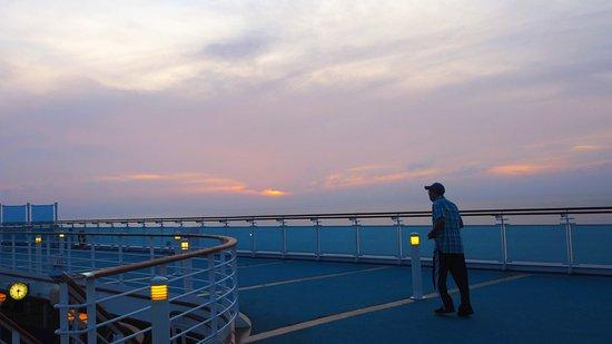 جنوب المحيط الهادئ لوحة
