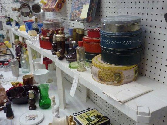 Wilmington, OH: Caesar Creek Flea Market