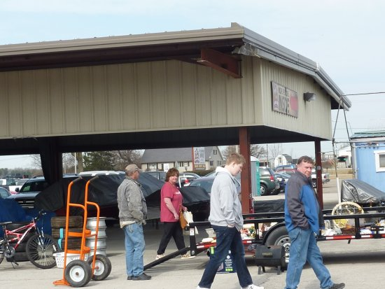 Wilmington, OH: Caesar Creek Flea Market