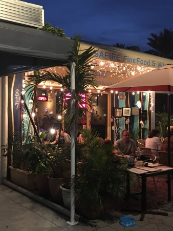 Lake Worth, FL: Safire Asian Fusion Cuisine