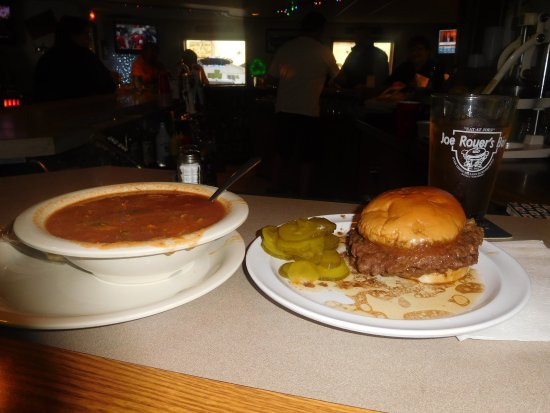 Luxemburg, WI: Burgers and Booyah!