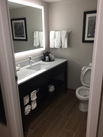 Kennesaw, GA: Very nice and spacious 2 queen room.