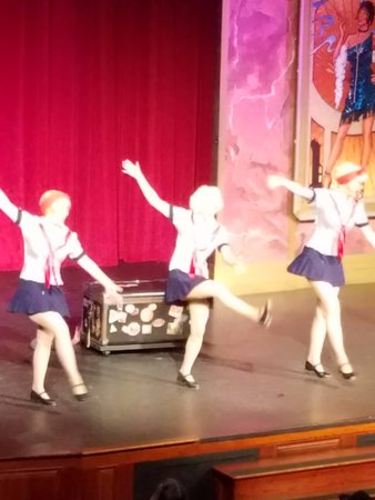 Kissimmee, FL: Awesome dancers!