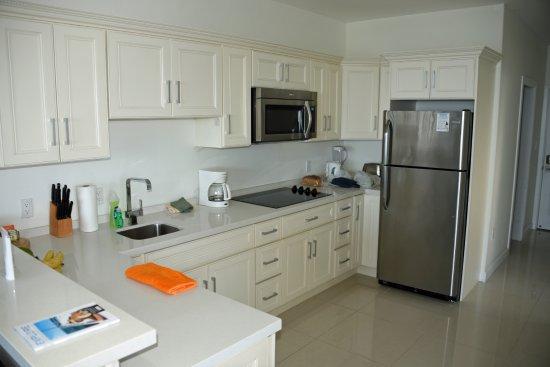 Bodden Town, Gran Caimán: Kitchen