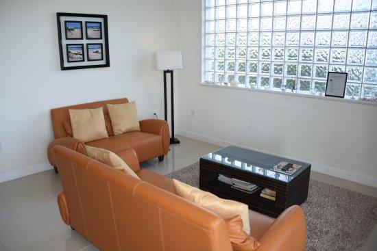 Bodden Town, Gran Caimán: Living area