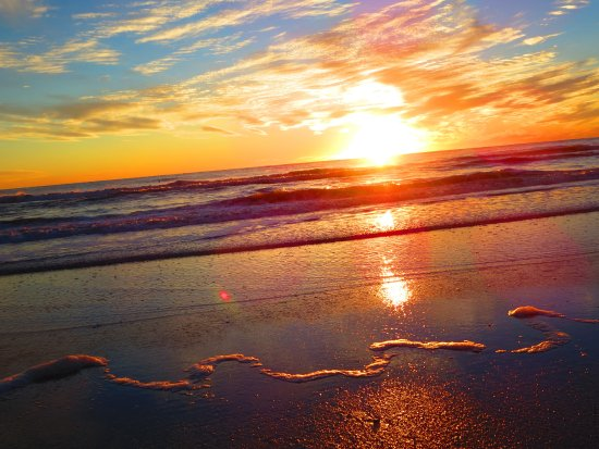 Redington Shores, Флорида: Sunsets are glorious