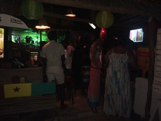 Tofo, Mozambique: Rastas
