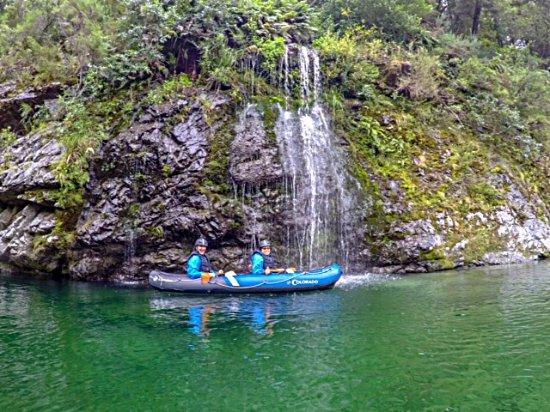 Havelock, New Zealand: Beautiful waterfall